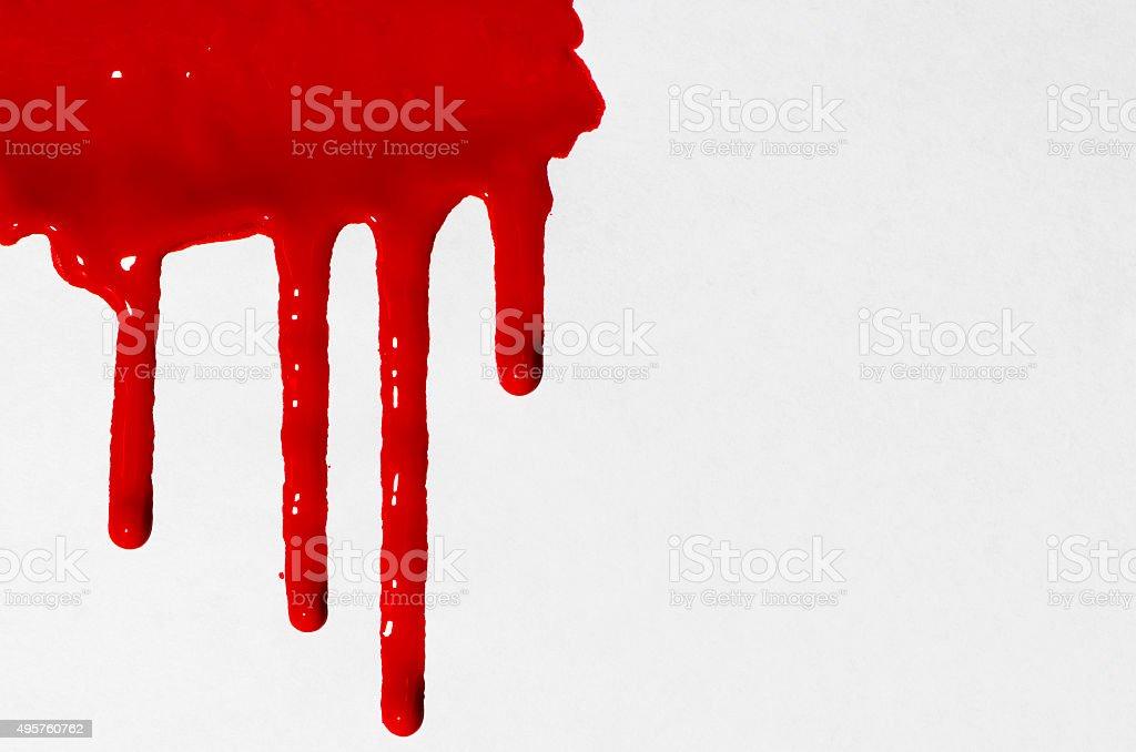 Wet Paint Background stock photo