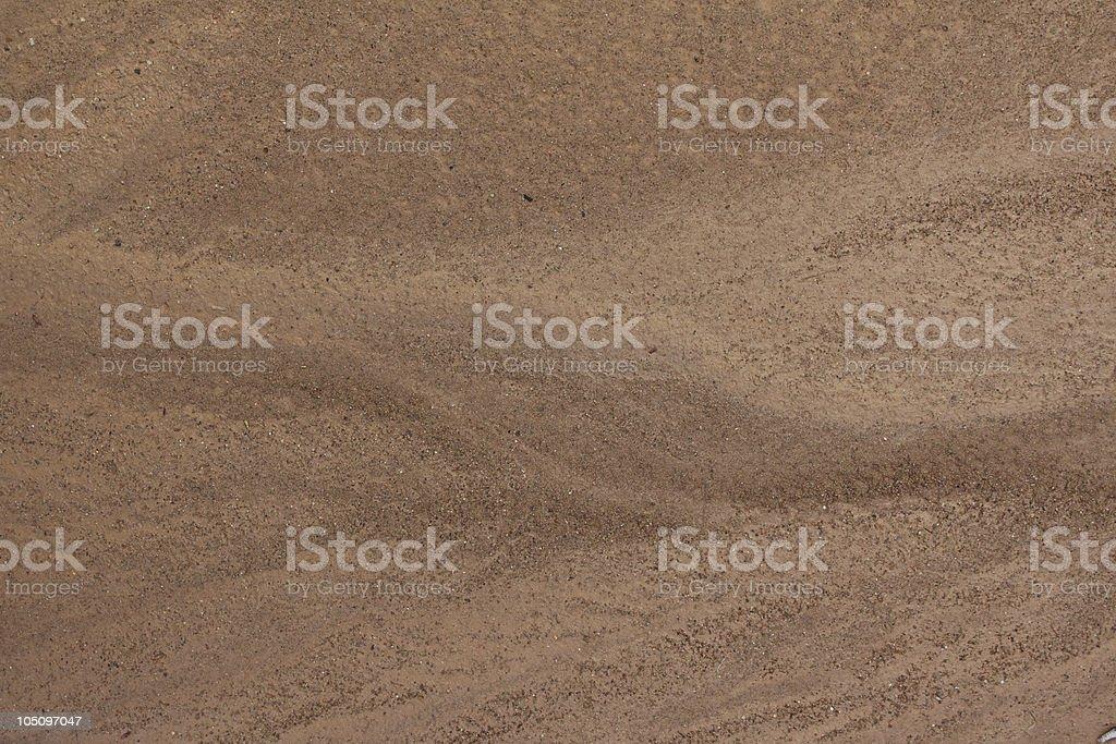 Mokre piasku zbiór zdjęć royalty-free