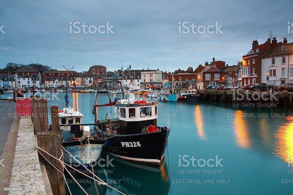 Weymouth stock photo