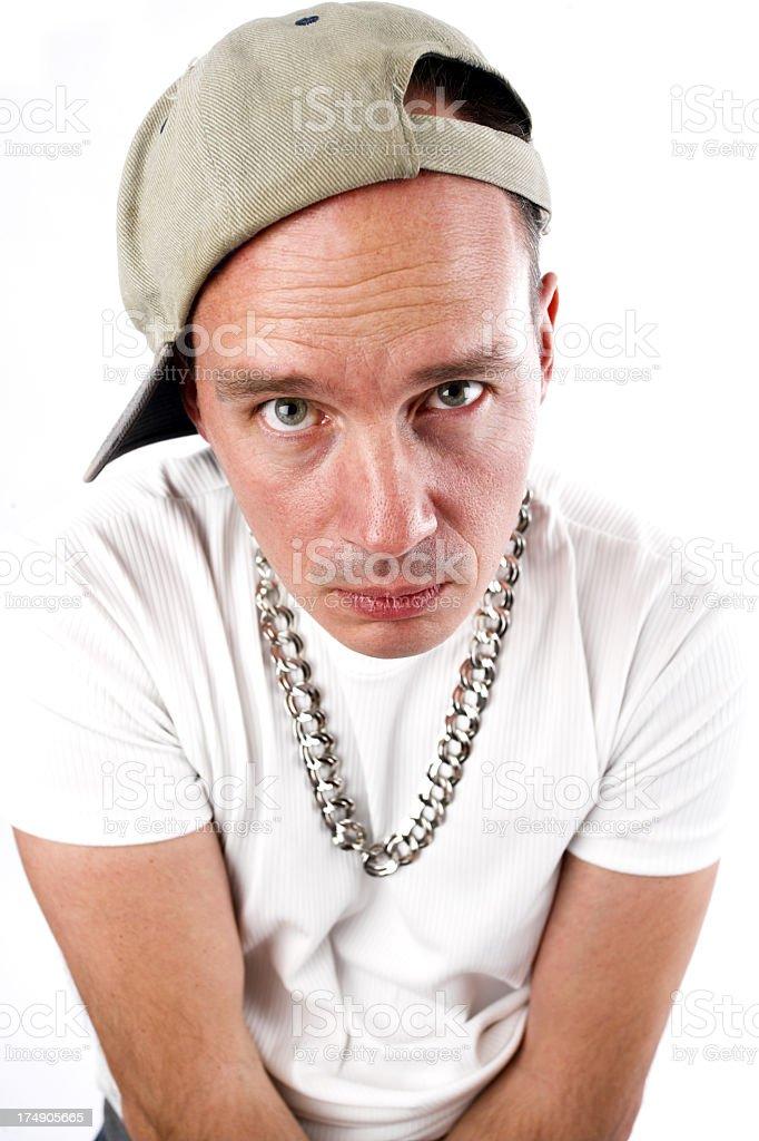 Whassup dude? royalty-free stock photo