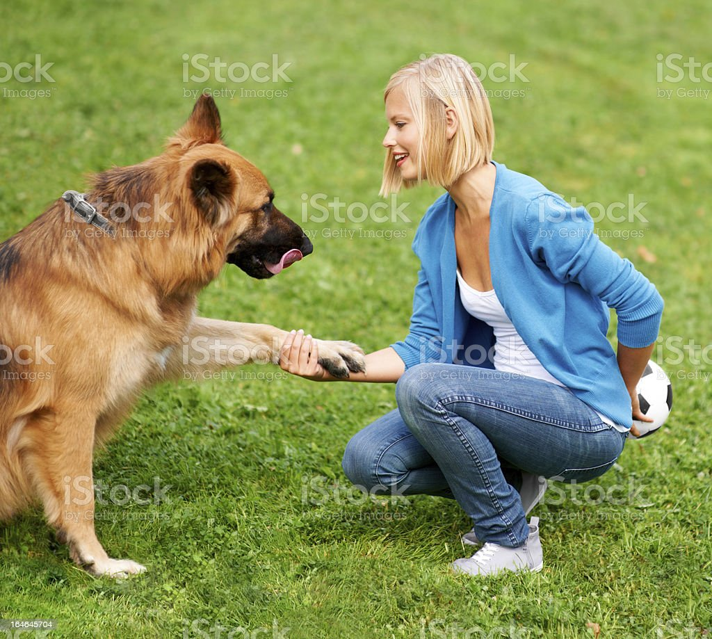 What a clever boy! stock photo