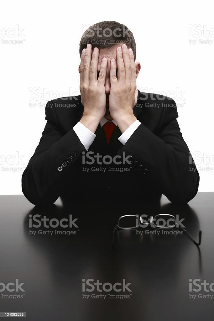 What a day! royalty-free stock photo