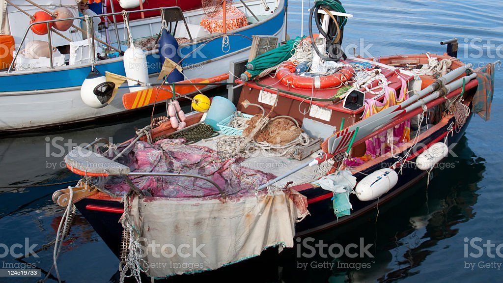 What a glorious mess! royalty-free stock photo