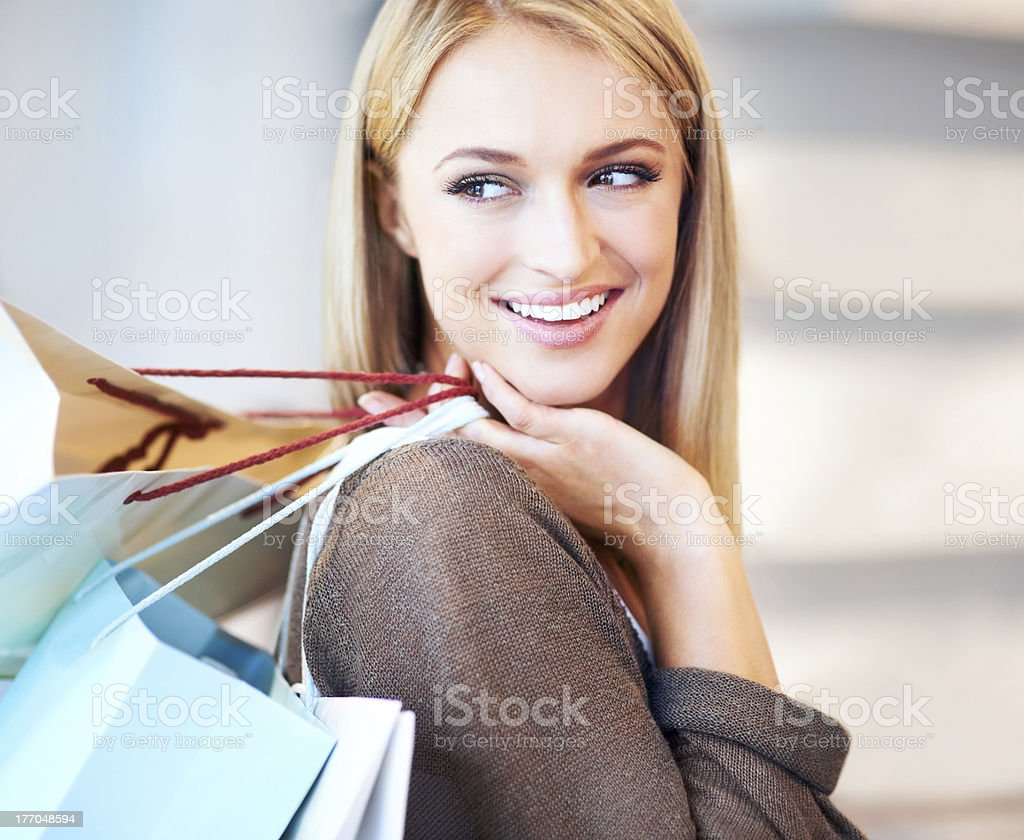 What a great sale! stock photo