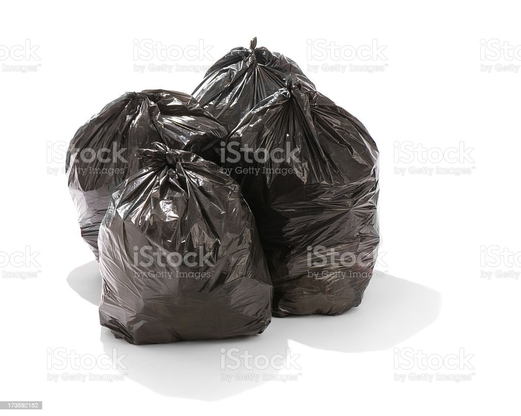 what a load of rubbish royalty-free stock photo