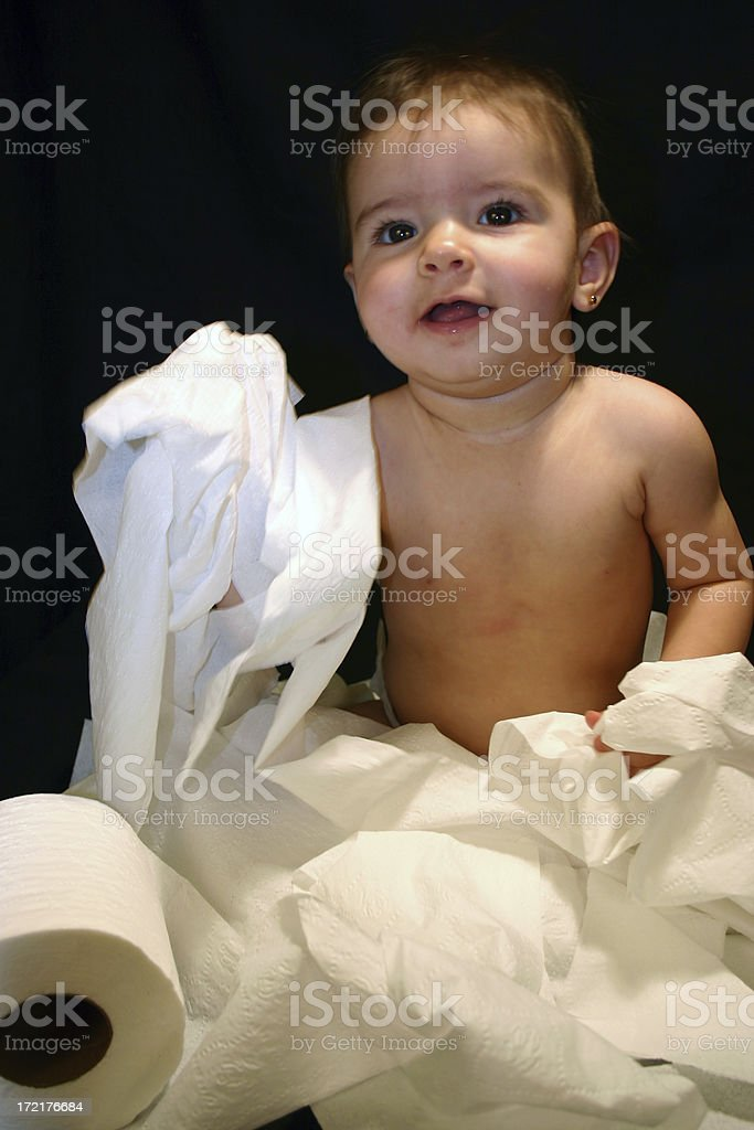 What a mess royalty-free stock photo