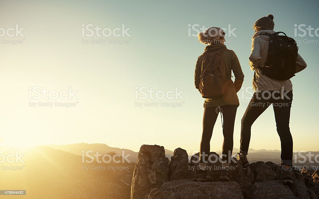 What a natural high stock photo