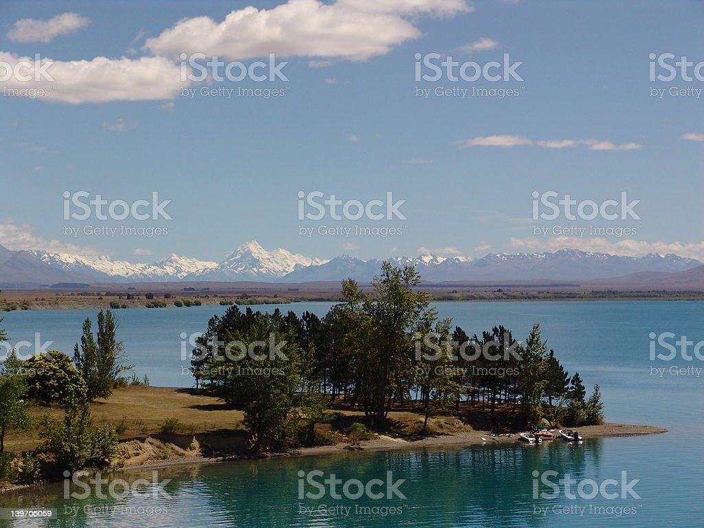 What a view! royalty-free stock photo