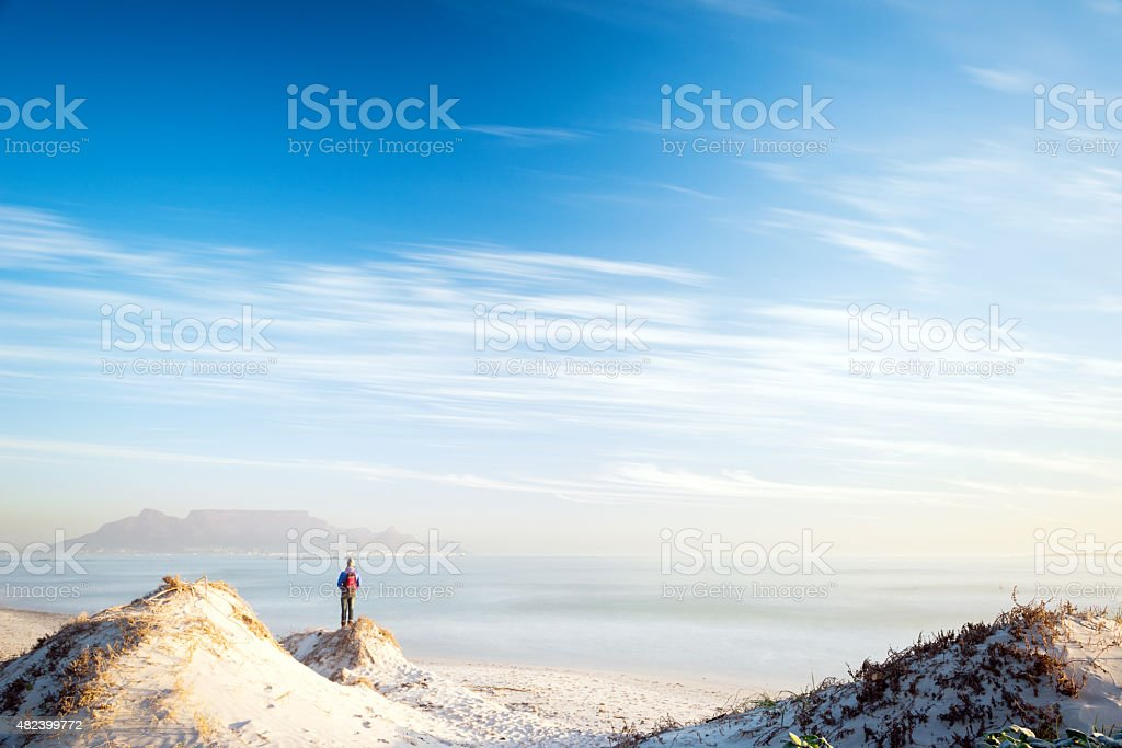 What A View stock photo