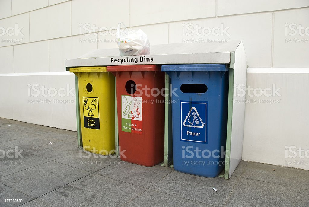 What a waste! royalty-free stock photo