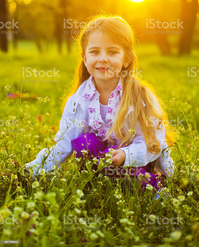 What a wonderful world royalty-free stock photo
