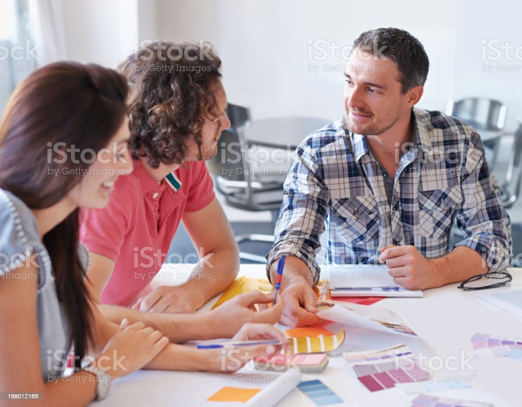 What about this color? royalty-free stock photo
