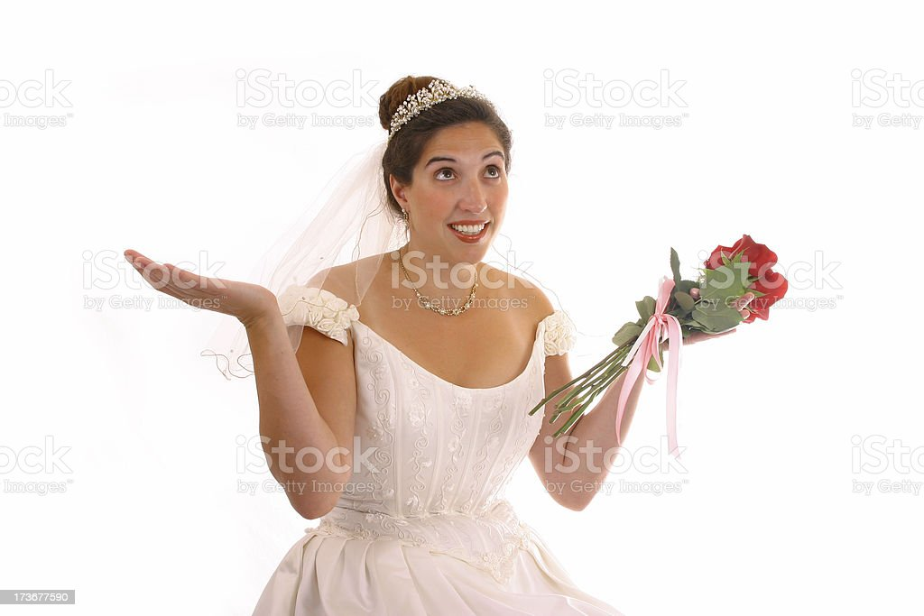 What Am I Getting Myself Into? stock photo