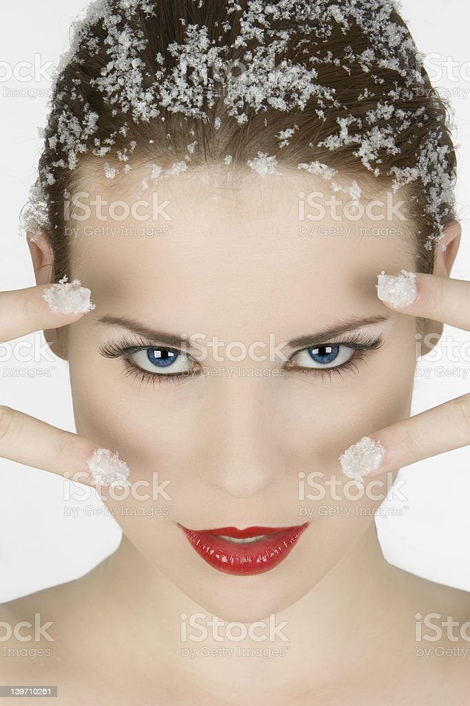What are you looking at? royalty-free stock photo