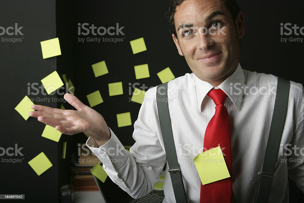 What can I do? stock photo