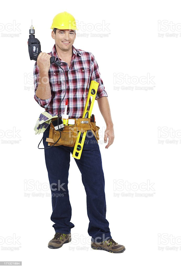 What can I fix for you? royalty-free stock photo