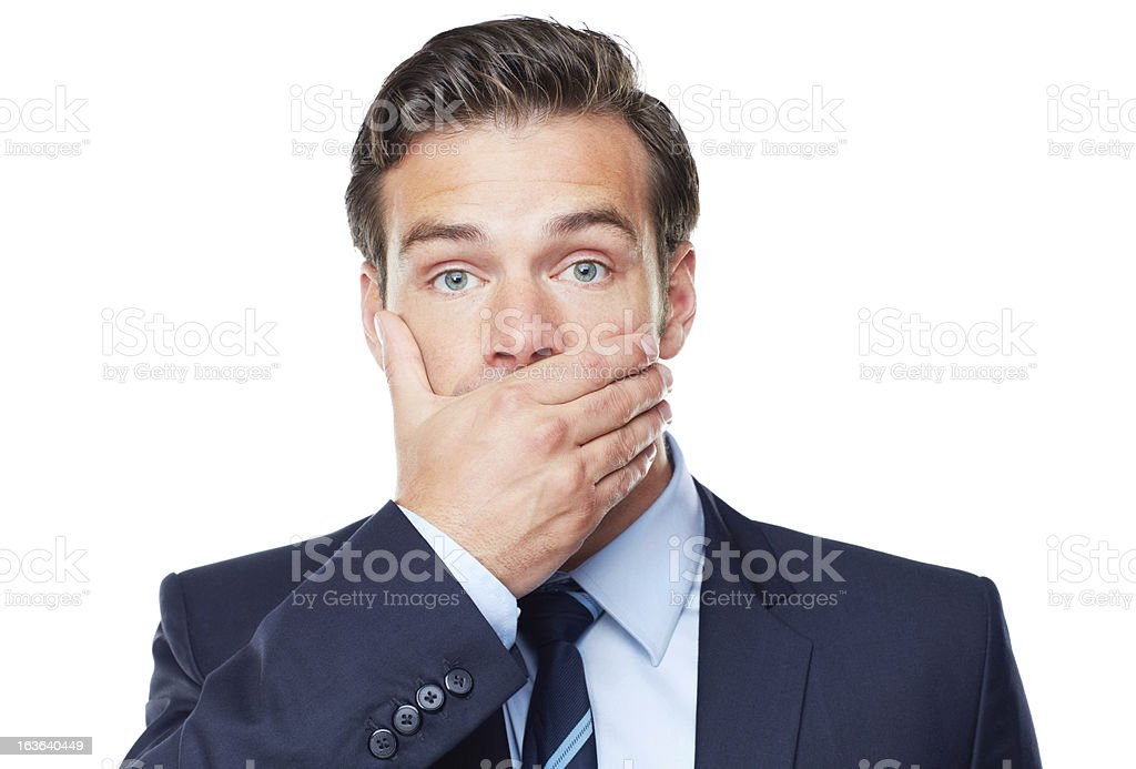 What did I just say... stock photo
