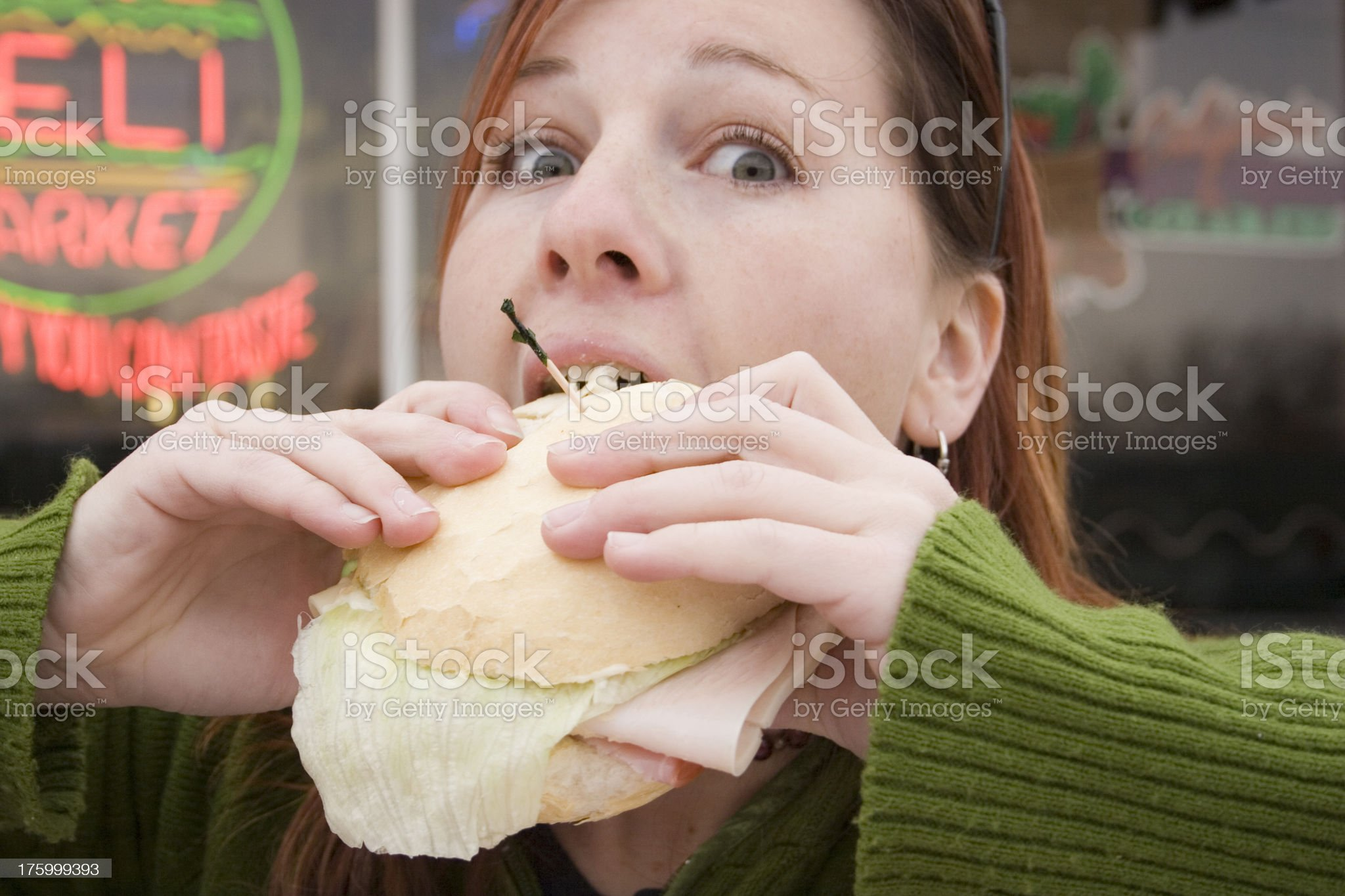 What diet? royalty-free stock photo