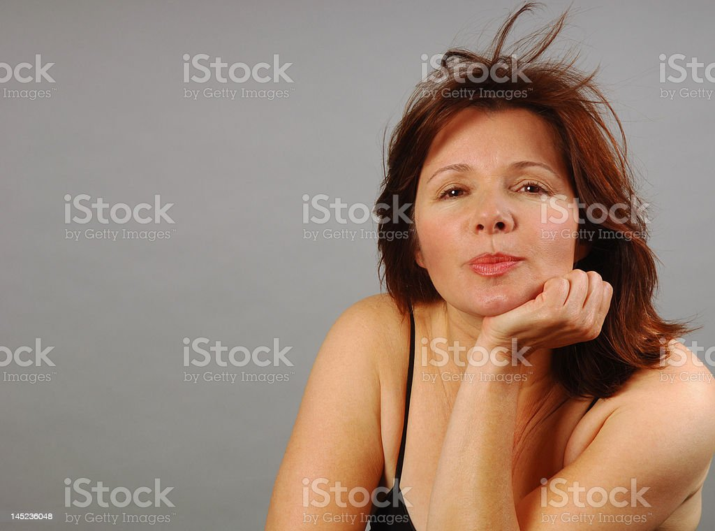 What do you have in mind? stock photo
