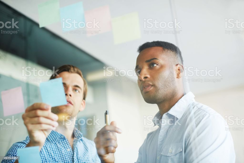 What do you think of this idea? stock photo
