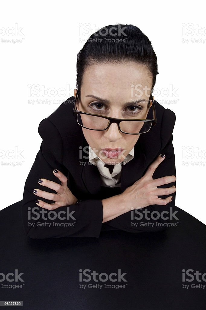 What do you want? royalty-free stock photo