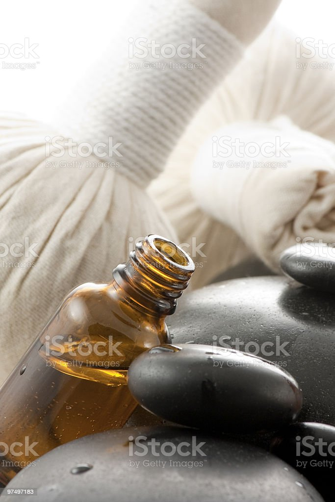 What else do you need to relax? royalty-free stock photo