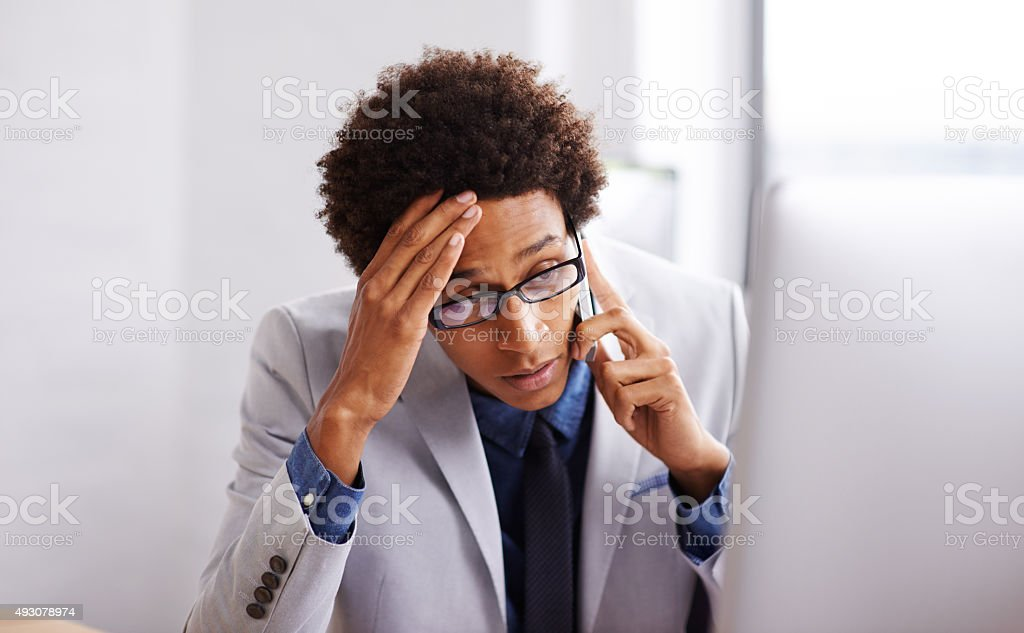 What have I done? stock photo