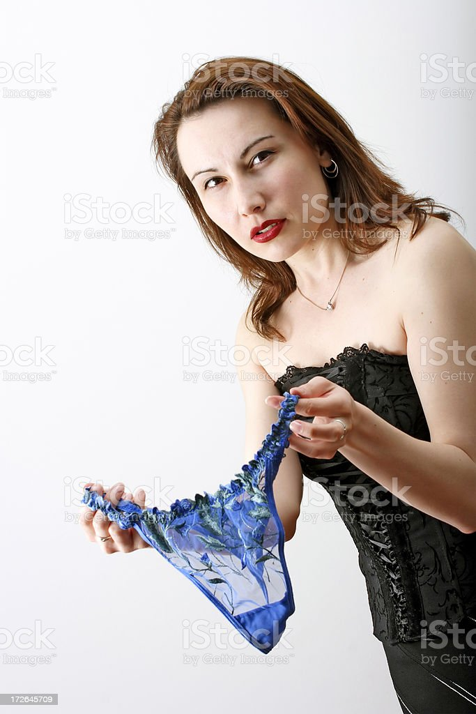 What is THAT, honey? royalty-free stock photo