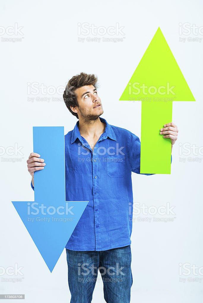 What is the best choice? royalty-free stock photo