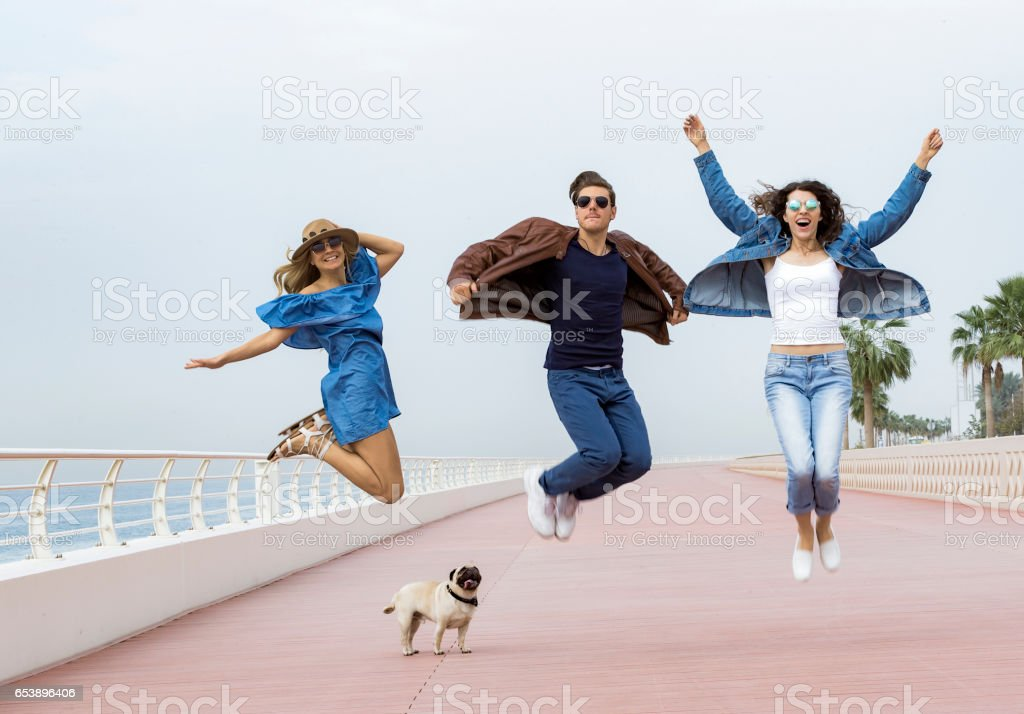 What is wrong with these humans! stock photo