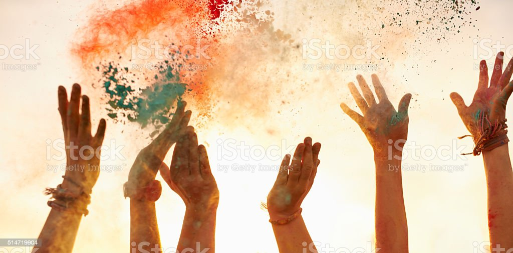 What it means to feel alive stock photo