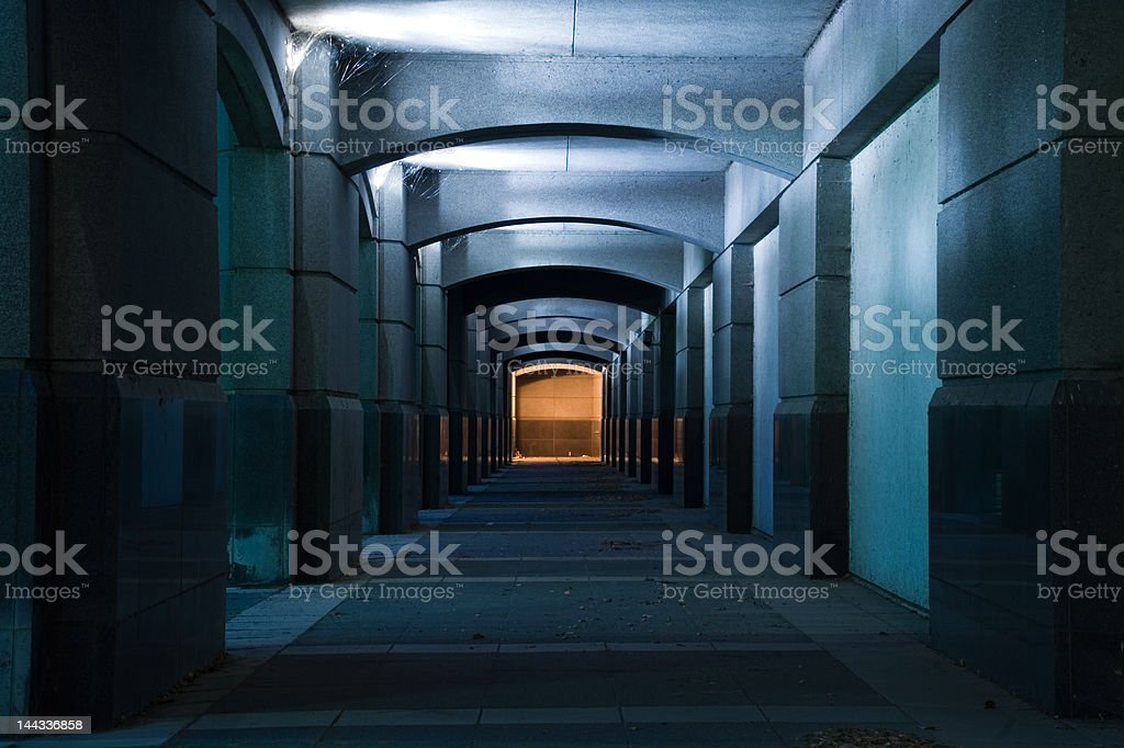 What lies ahead? royalty-free stock photo