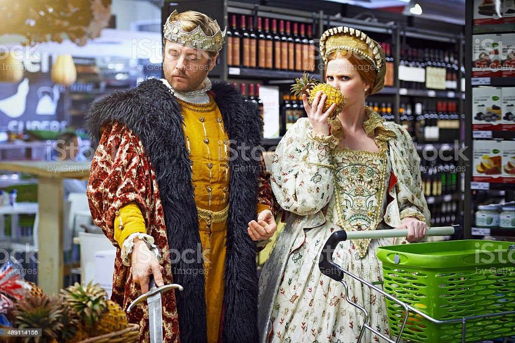 What manner of fruit beith so prickly? stock photo