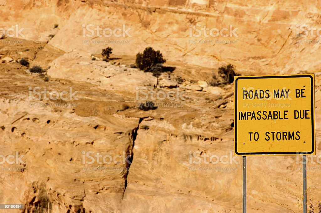what road? stock photo