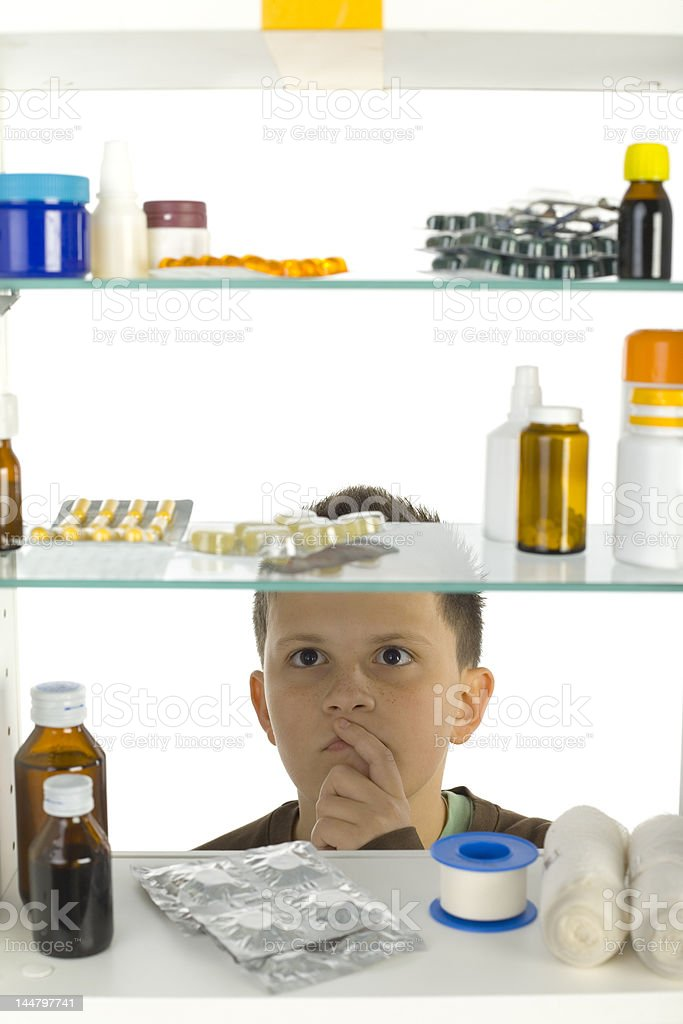 What should I take? stock photo