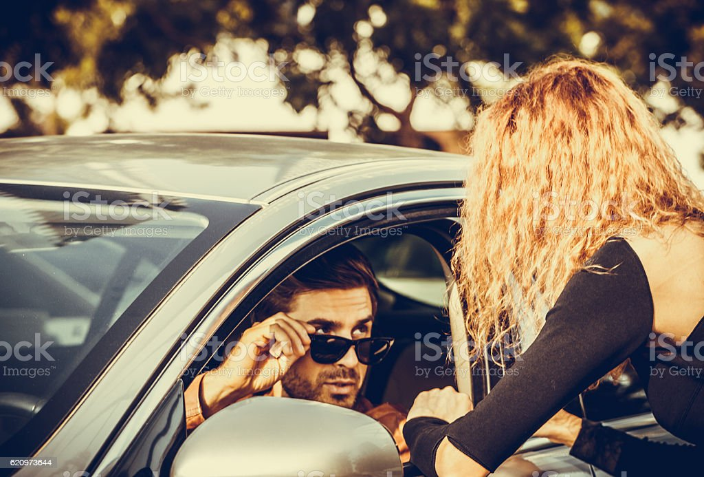 What would it take to drive along? stock photo