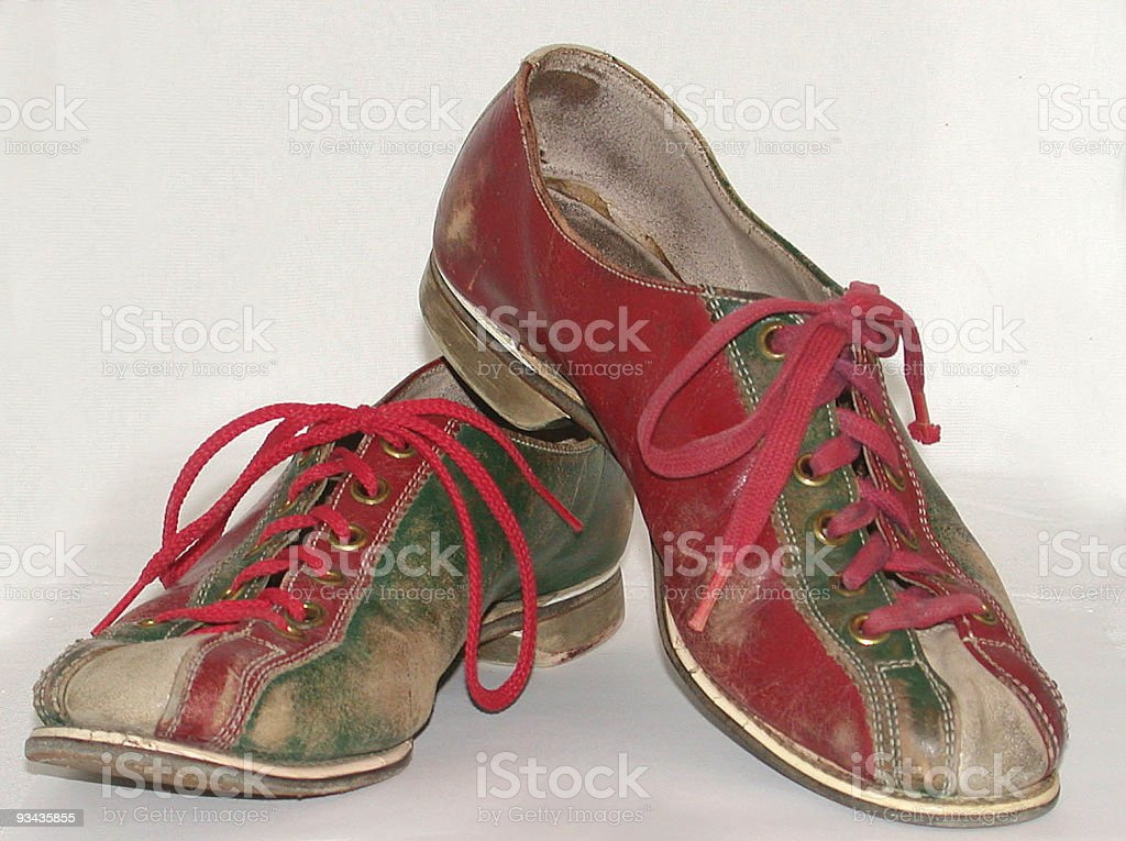 Whatcha gonna do in THESE shoes? stock photo