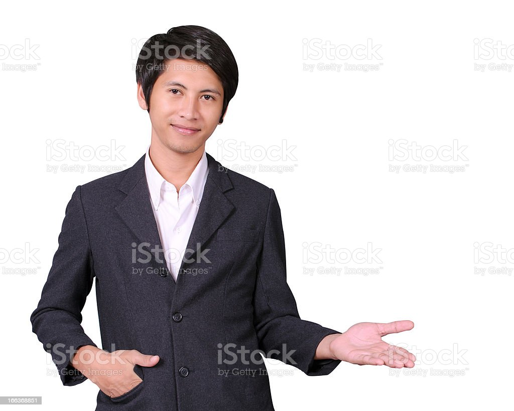 Whatever you want royalty-free stock photo