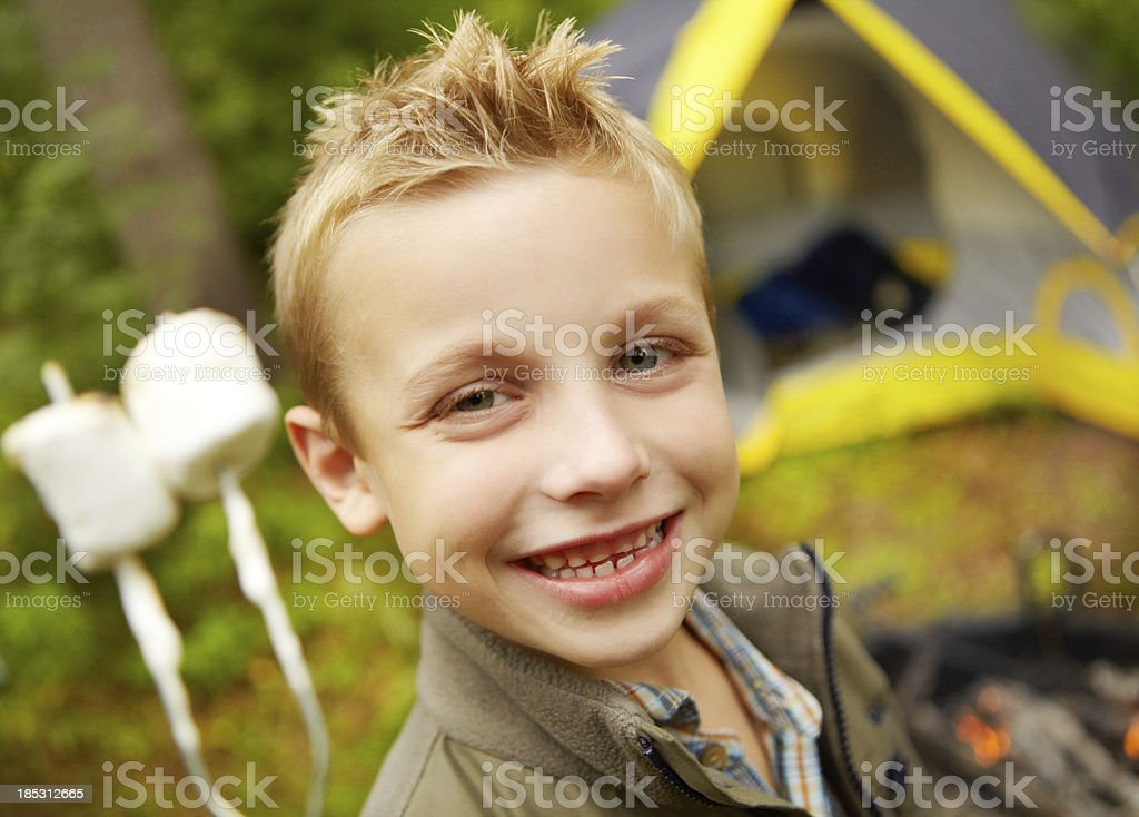 Whats camping without these? royalty-free stock photo