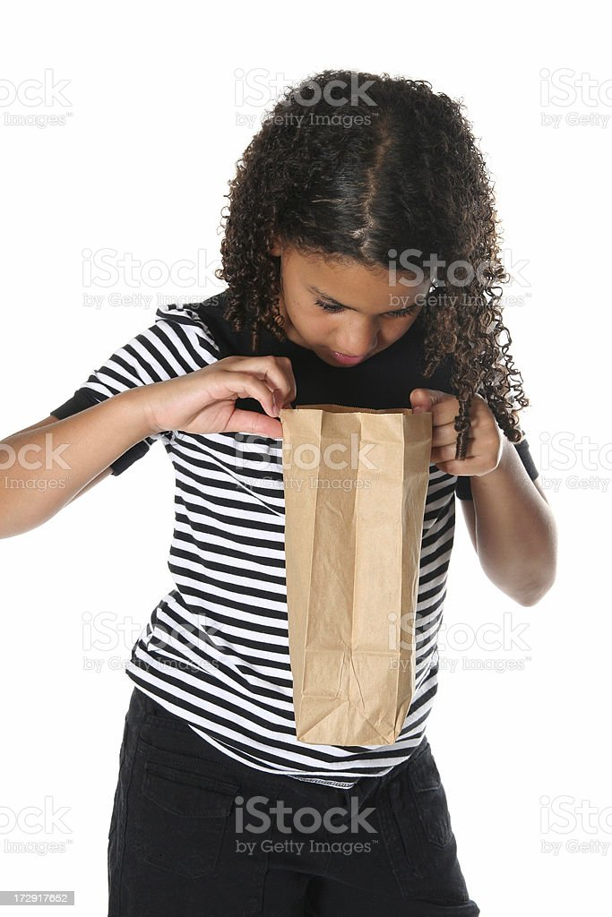 What's for Lunch Today royalty-free stock photo