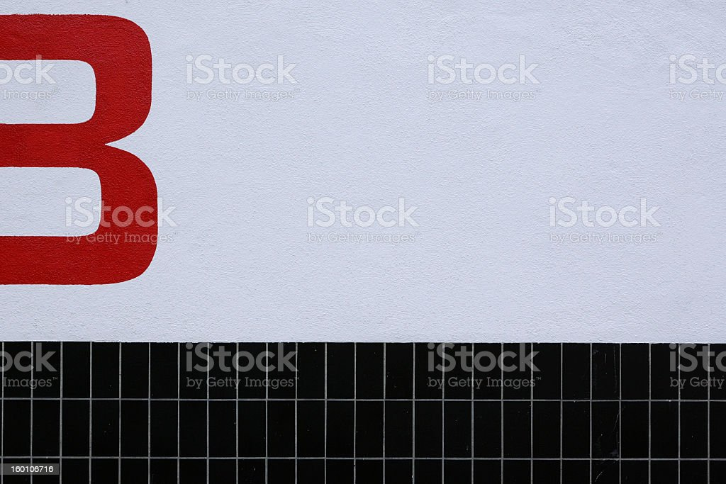What's my number? royalty-free stock photo
