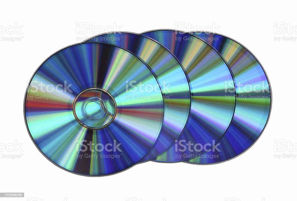 what's on the CD? royalty-free stock photo