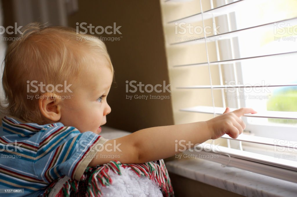 what's out there? royalty-free stock photo