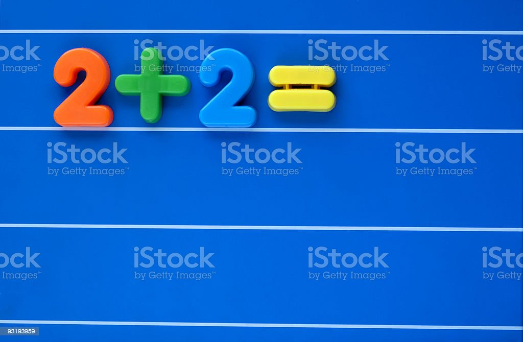 What's the answer? stock photo