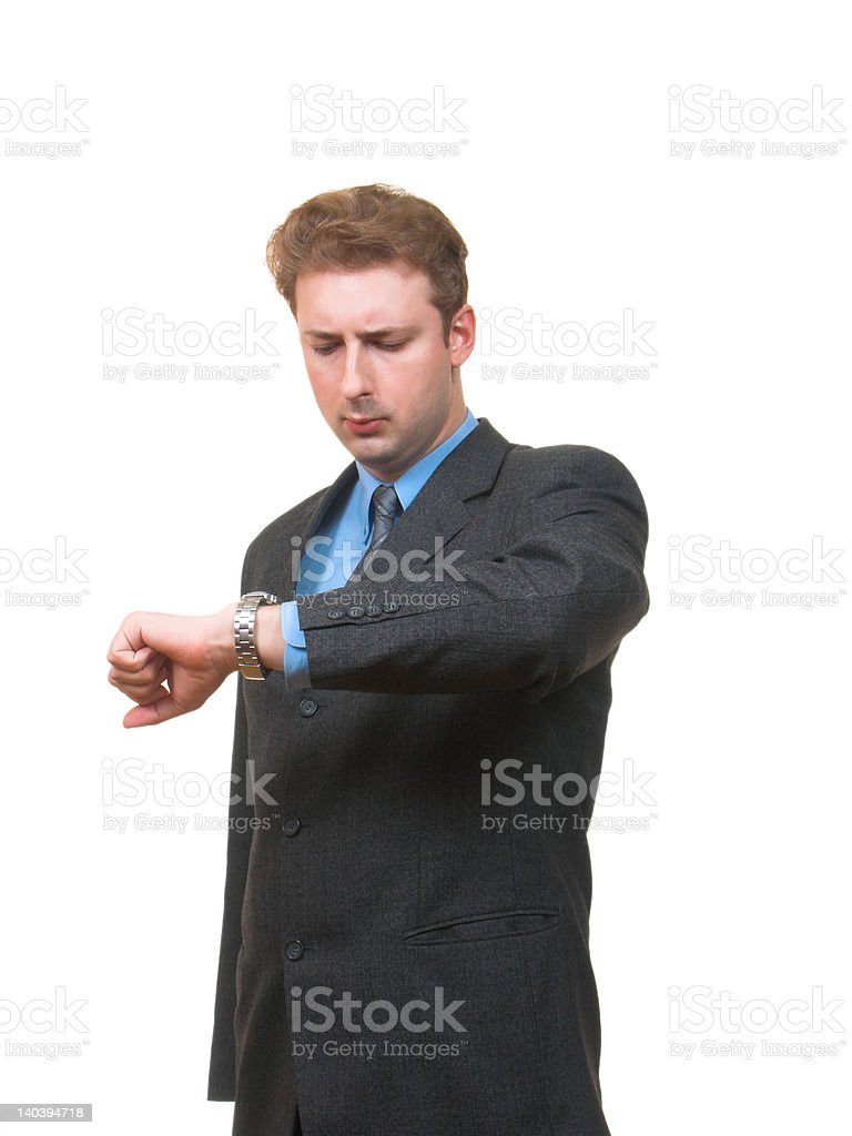 What's the time stock photo