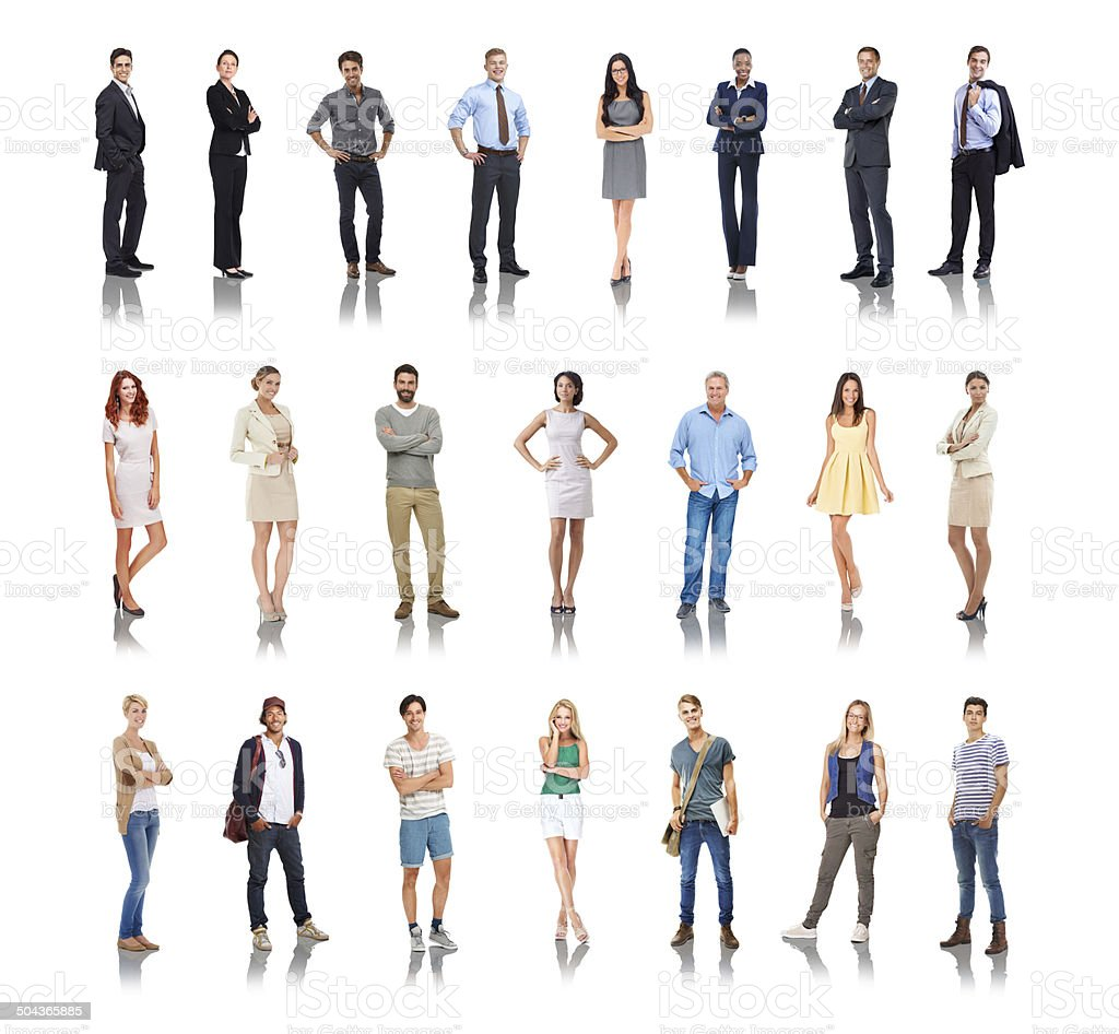 What's your style? stock photo