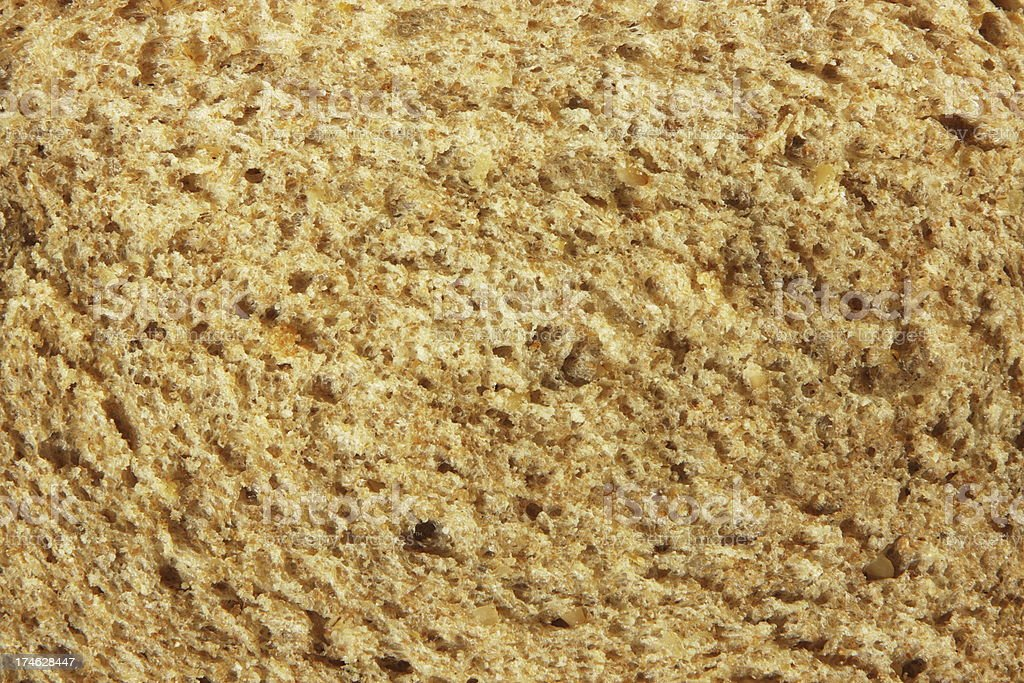 Wheat Bran Bread Grain Fiber stock photo