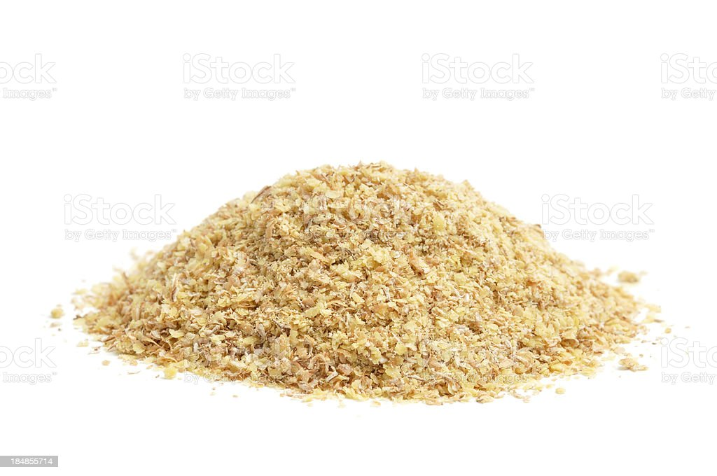 Wheatgerm stock photo