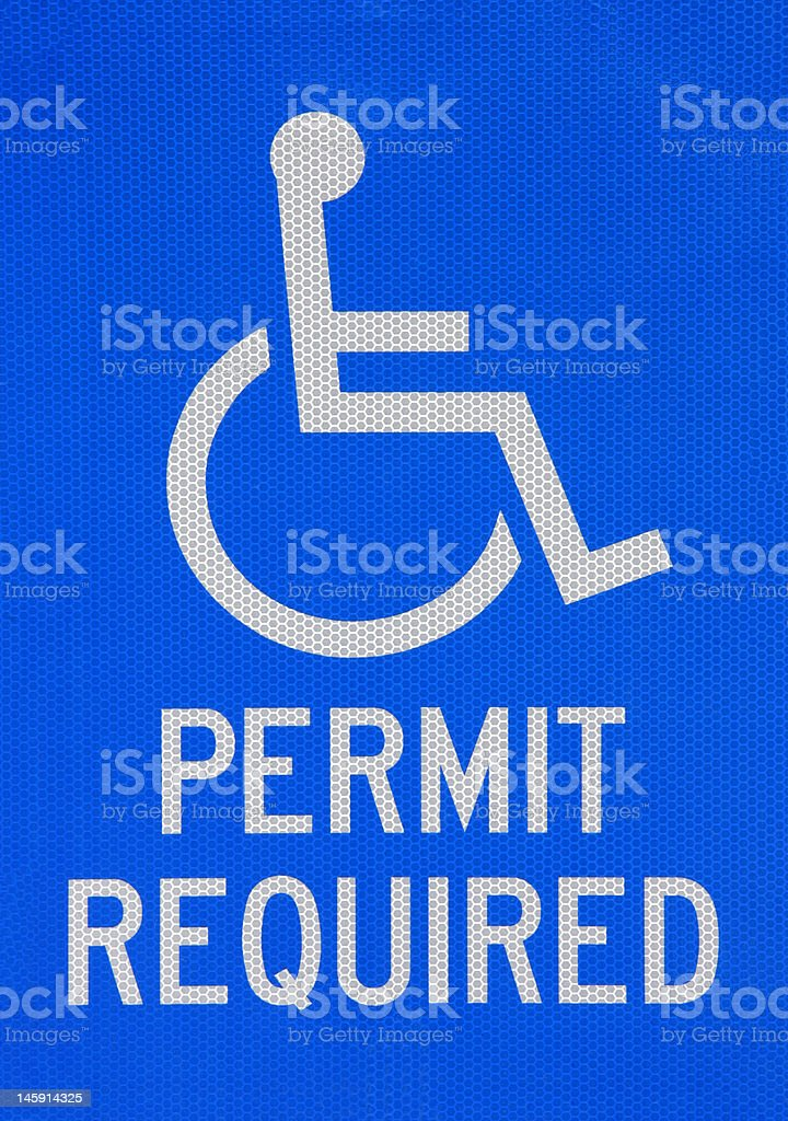 Wheel chair royalty-free stock photo