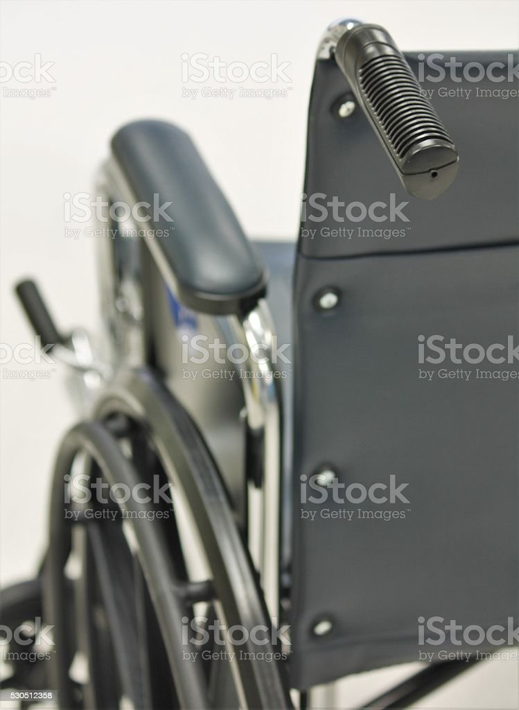 Wheel Chair stock photo